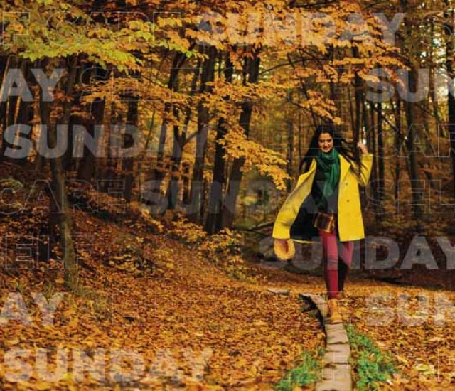 Herbstspaziergang mal anders – Self Care Sunday