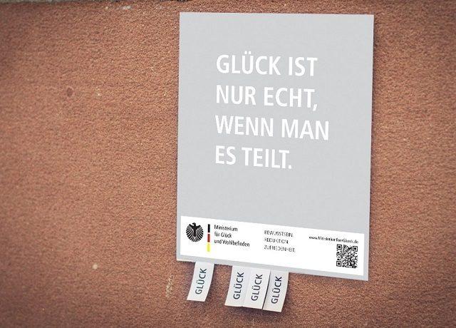 Zum Glück: Interview mit der Glücksministerin Gina Schöler