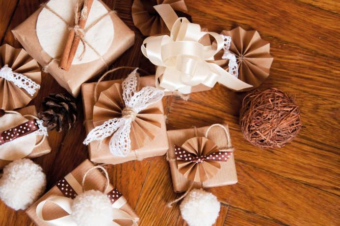 Geschenkefreude im Advent
