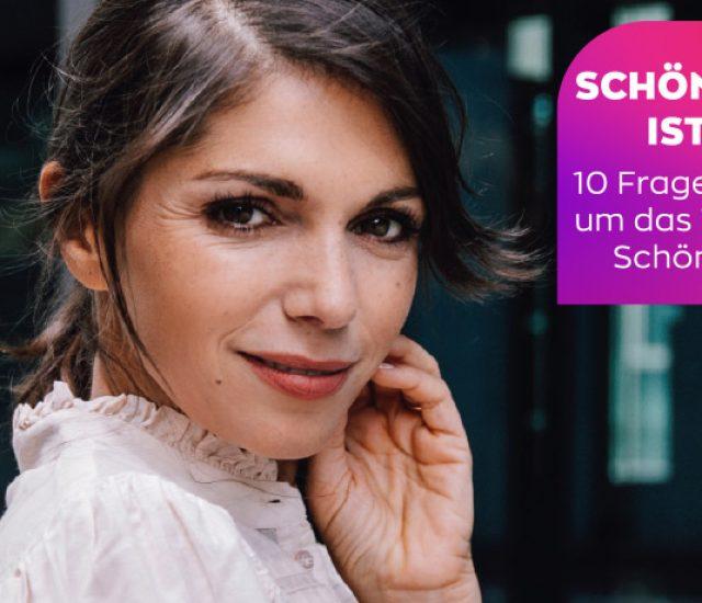 Schauspielerin Anna Wolfers im Interview – Schönheit ist…