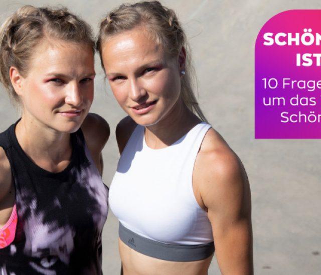 Lisa und Anna Hahner, im Interview – Schönheit ist…