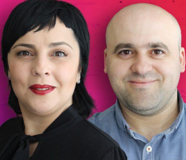 Power-Paar Carla & Cristian Valache im Interview